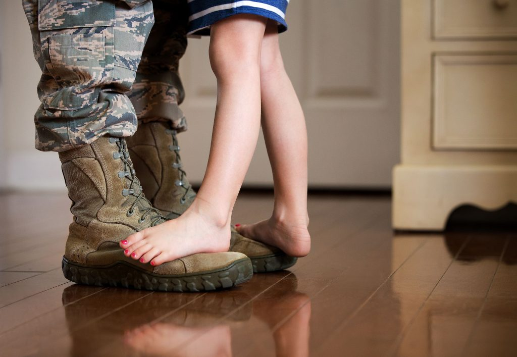 Specific Family Law Issues for Military personnel when facing a relationship breakdown -