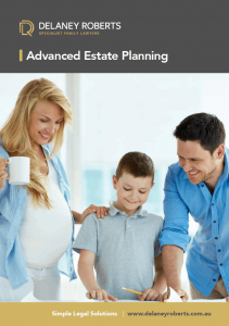 Advanced Estate Planning Guide